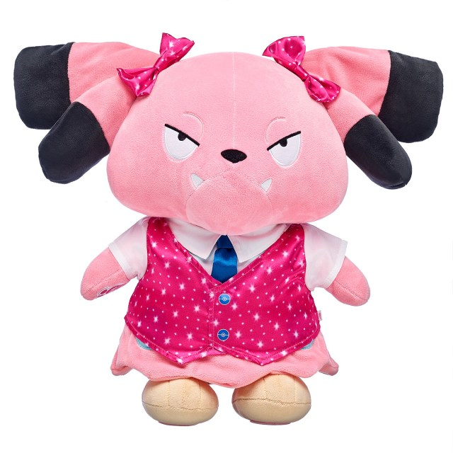 Snubbull Build-A-Bear Workshop Vest And Bows Photo