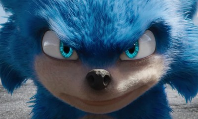 Sonic The Hedgehog Movie Screenshot