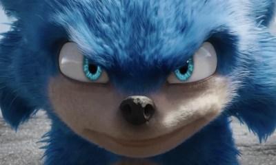 Sonic The Hedgehog Movie Screenshot