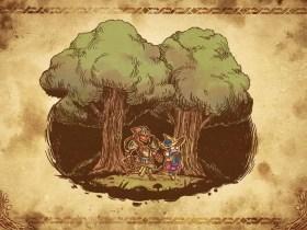 SteamWorld Quest: Hand Of Gilgamech Key Art