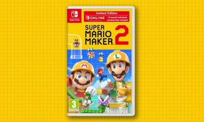 Super Mario Maker 2 Limited Edition Image
