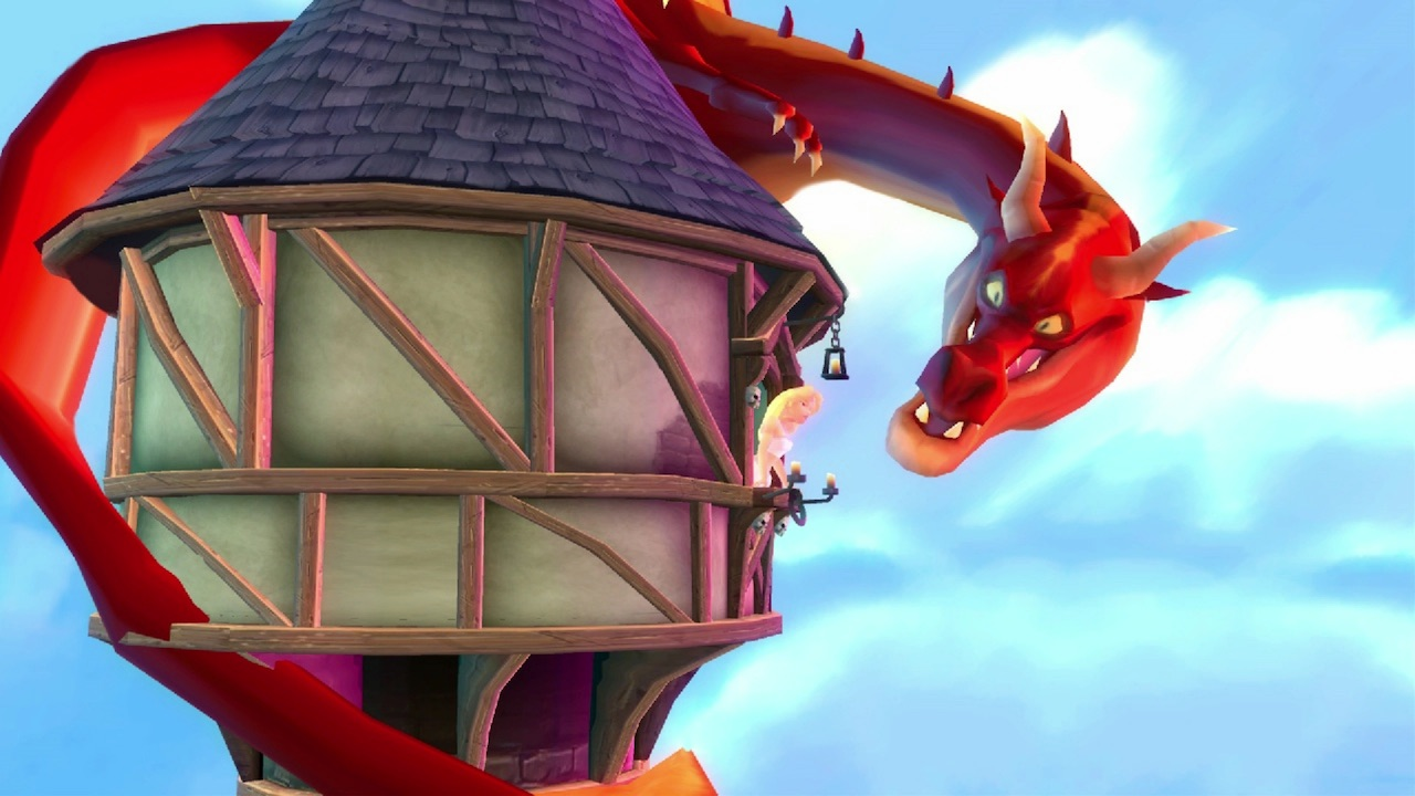 The Knight And The Dragon Screenshot