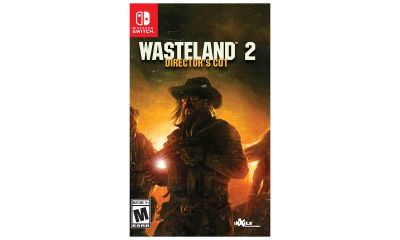 Wasteland 2: Director's Cut Switch Box Art
