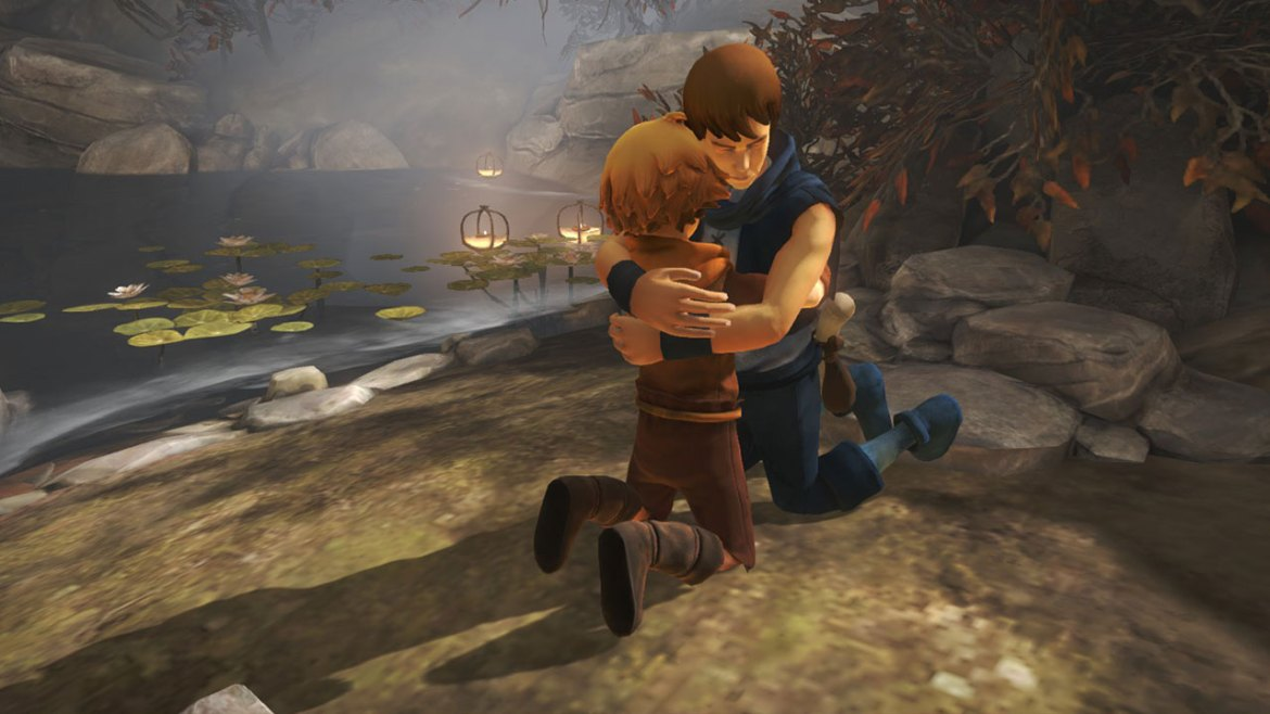 Brothers: A Tale of Two Sons Switch Screenshot 3