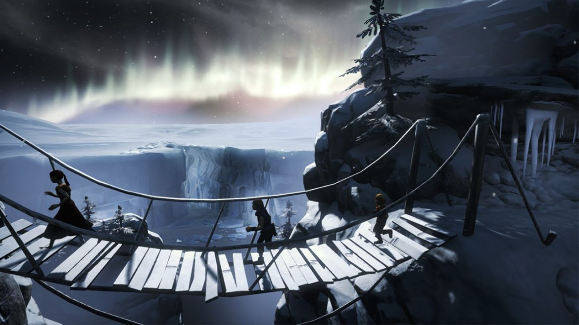 Brothers: A Tale of Two Sons Switch Screenshot 6