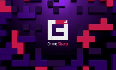 Chime Sharp Key Art