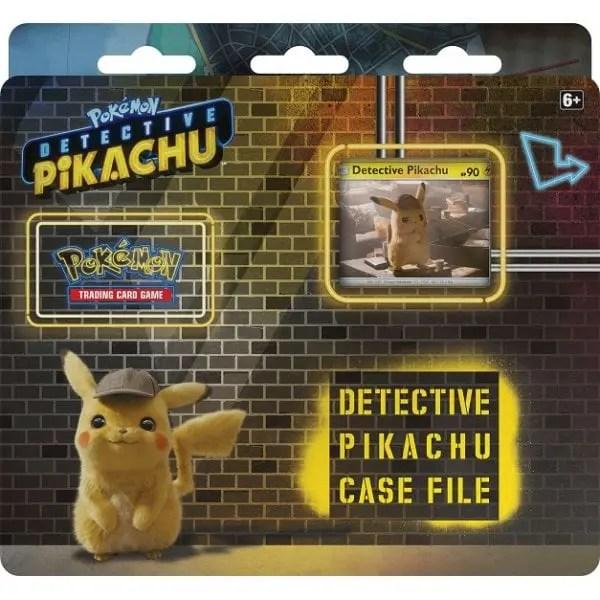 Detective Pikachu Case File Photo