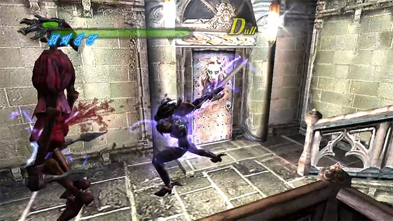 Devil May Cry Switch Screenshot 5