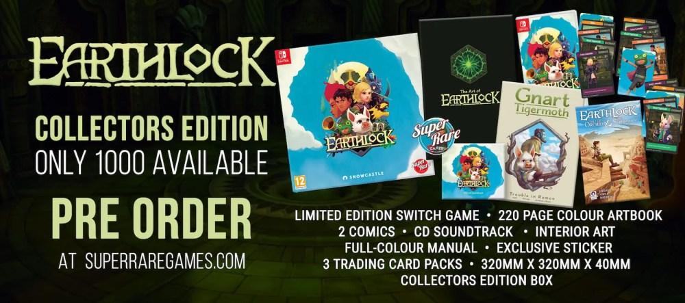 Earthlock Collectors Edition Photo