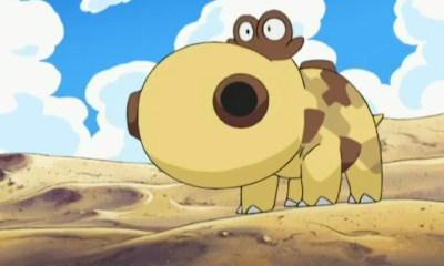 Hippopotas Anime Screenshot