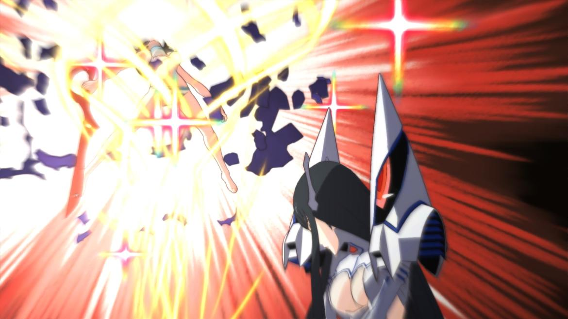 KILL La KILL IF Ryuko Matoi Screenshot 2
