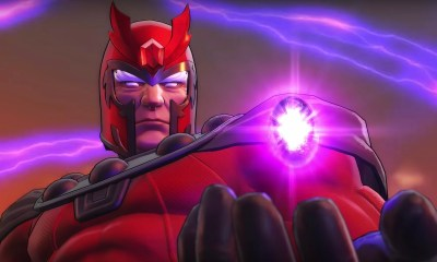 Marvel Ultimate Alliance 3: The Black Order Magneto Screenshot