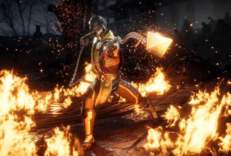 Mortal Kombat 11 Review Header