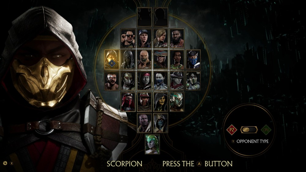 Mortal Kombat 11 Switch Review Screenshot 1