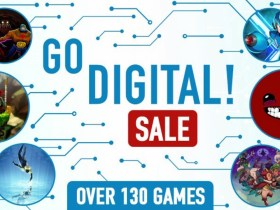 Nintendo eShop Go Digital! Sale Screenshot