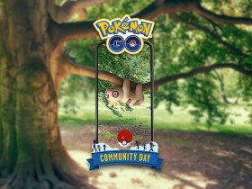 Pokémon GO Community Day Slakoth Screenshot