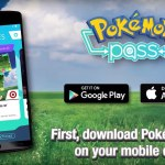 Pokémon Pass Screenshot