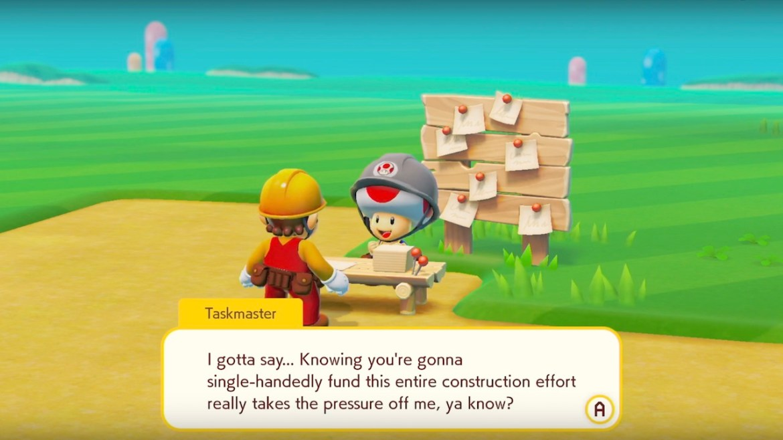 Super Mario Maker 2 Preview Screenshot 1