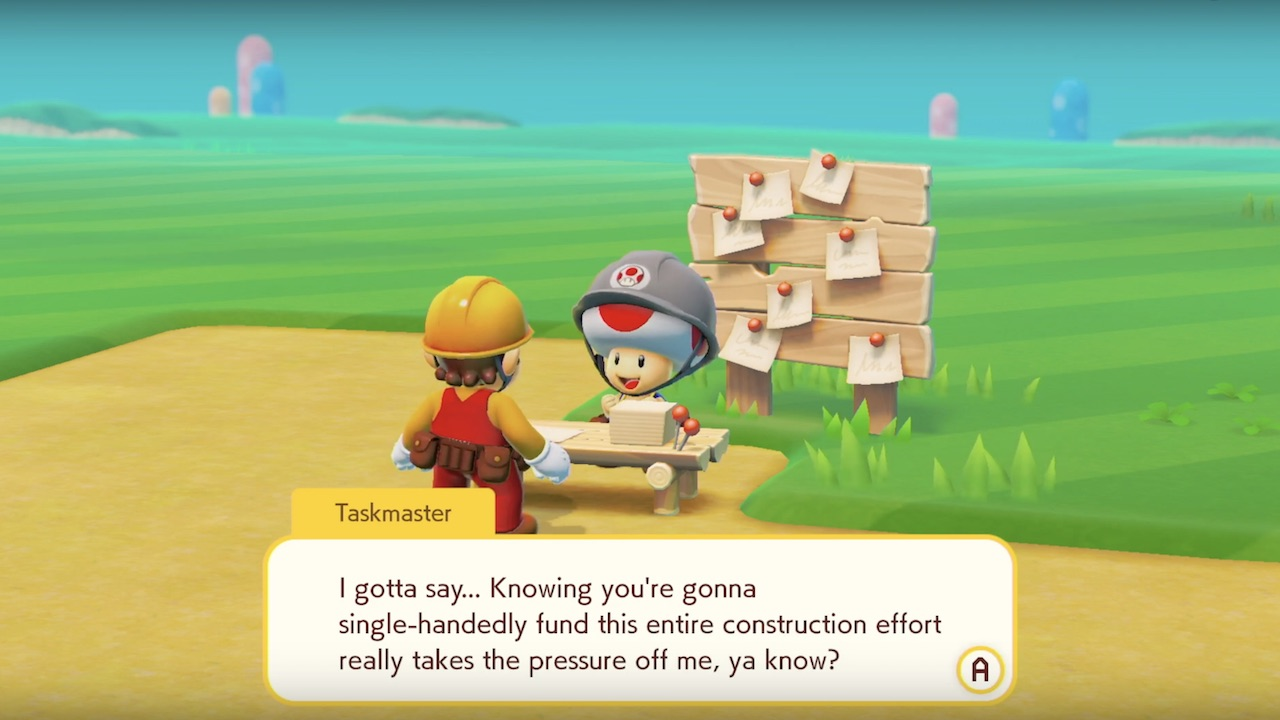 Super Mario Maker 2 Preview Screenshot 1