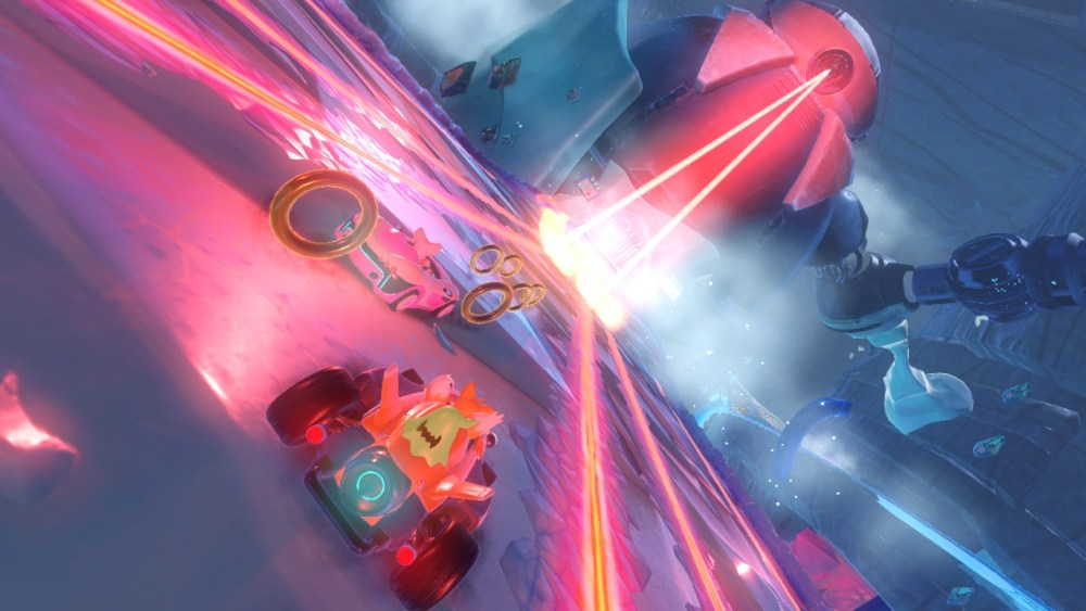 Team Sonic Racing Review Screenshot 3