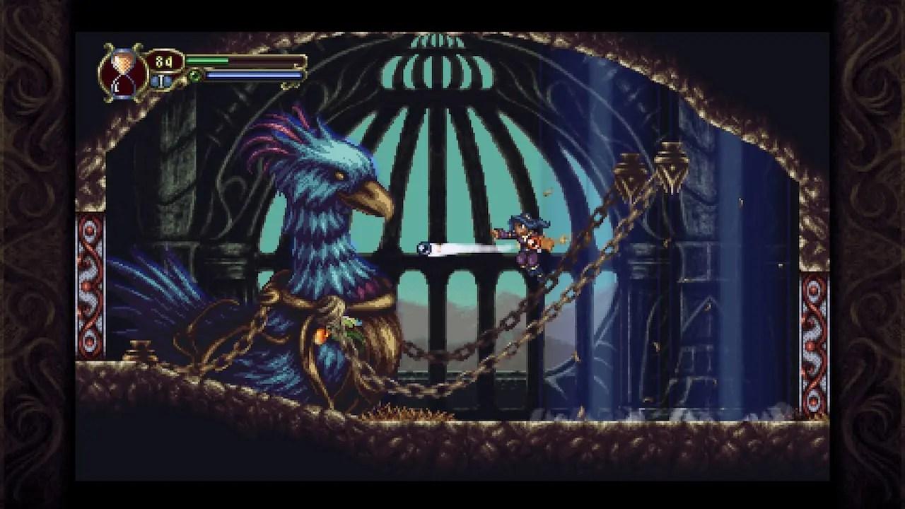 Timespinner Screenshot