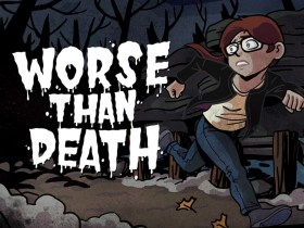 Worse Than Death Logo