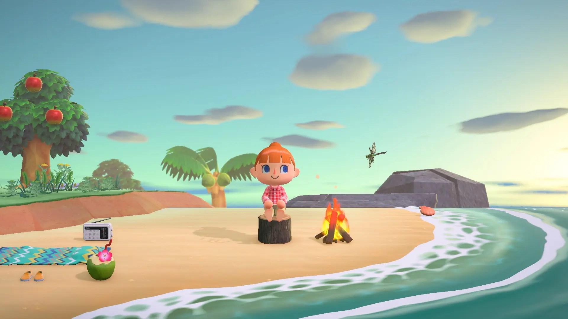 Animal Crossing: New Horizons E3 2019 Screenshot 1