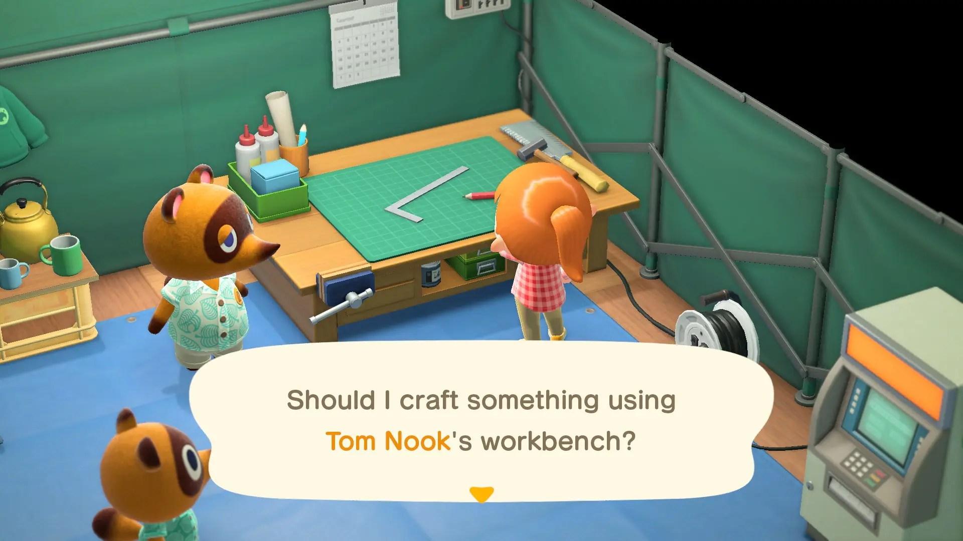 Animal Crossing: New Horizons E3 2019 Screenshot 4