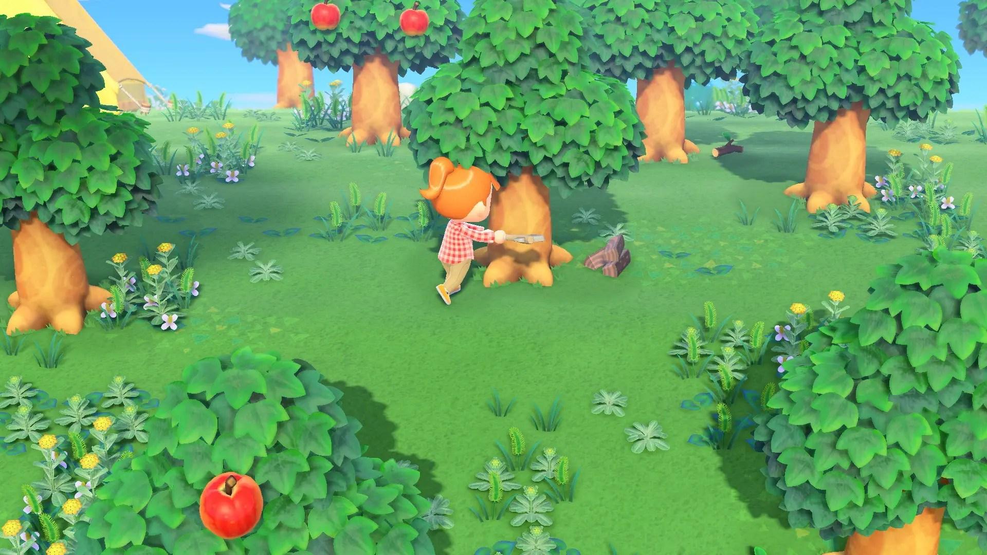 Animal Crossing: New Horizons E3 2019 Screenshot 5