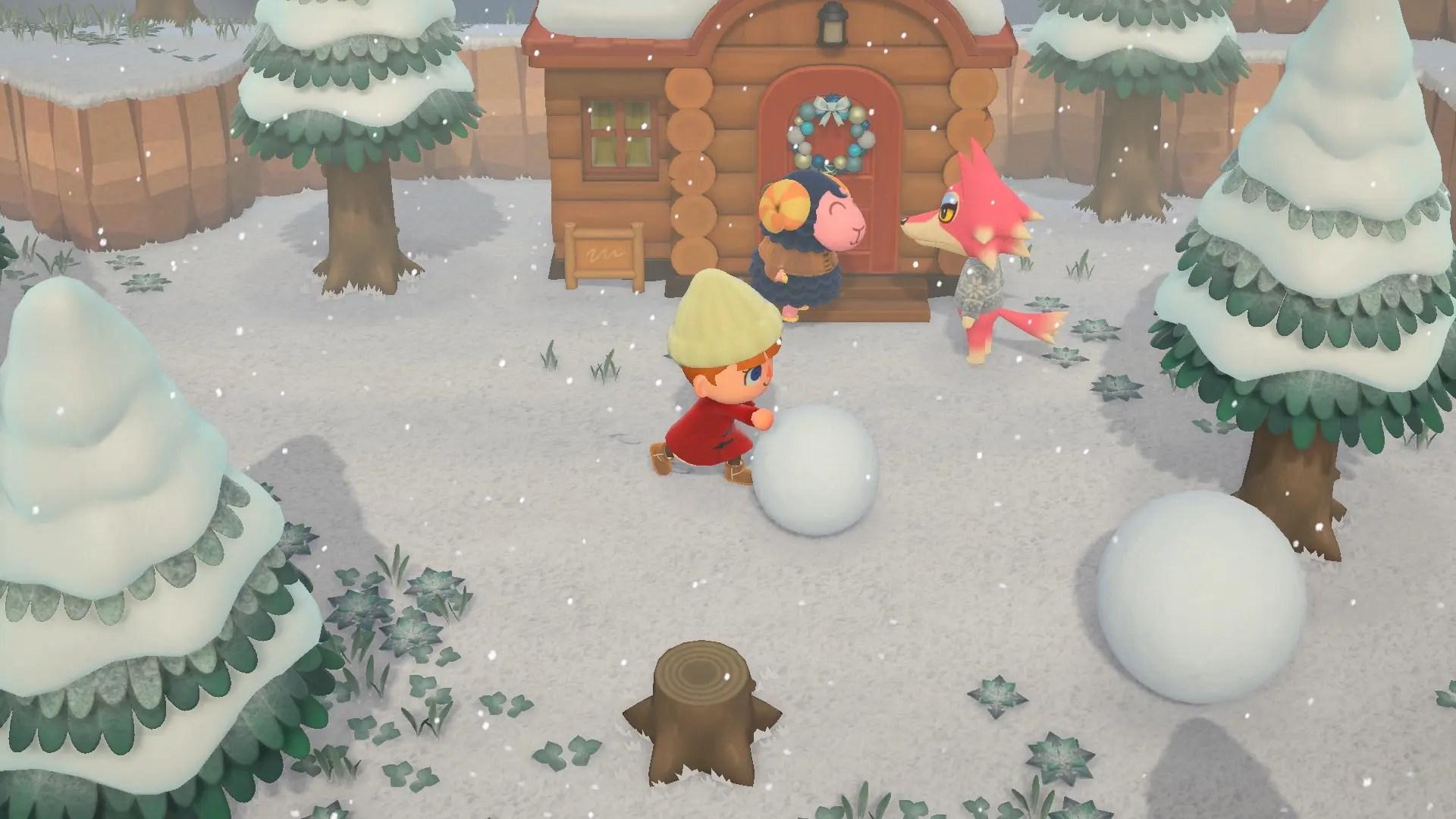 Animal Crossing: New Horizons E3 2019 Screenshot 9