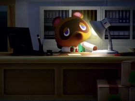 Animal Crossing Tom Nook Screenshot