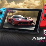 Asphalt 9: Legends Switch Screenshot