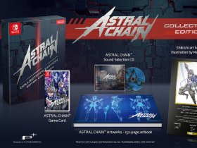 Astral Chain Collector's Edition Photo