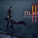 Blade II: The Return Of Evil Logo