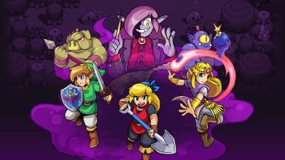 Cadence Of Hyrule Crypt The NecroDancer Featuring Nsp