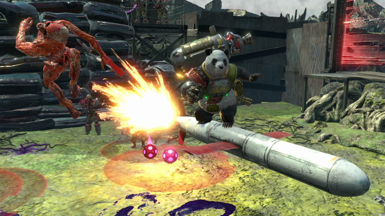 Contra: Rogue Corps E3 2019 Screenshot 4