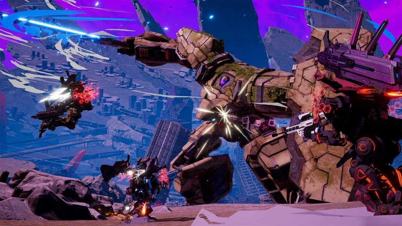 Daemon X Machina E3 2019 Screenshot 3