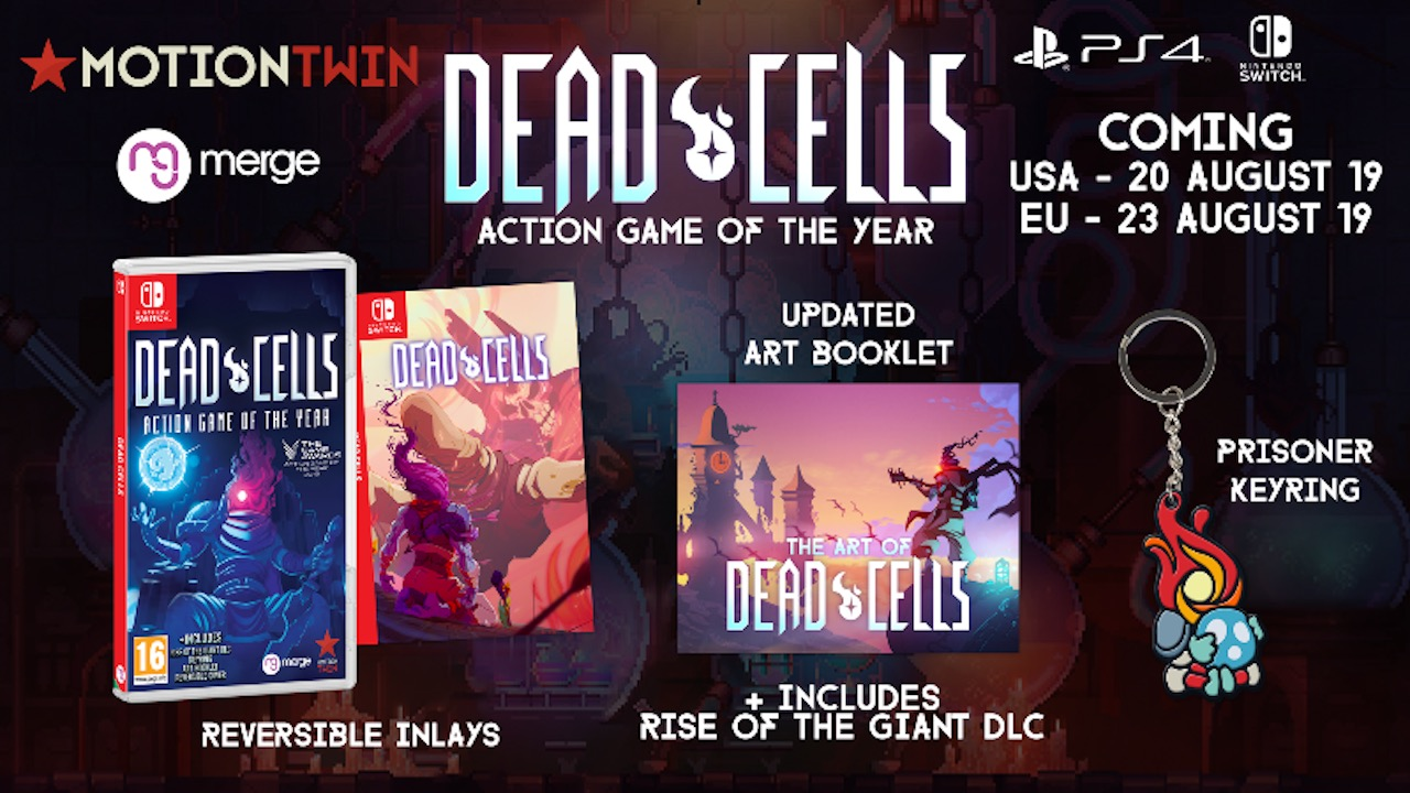 Dead Cells Action Game Of The Year Edition Photo