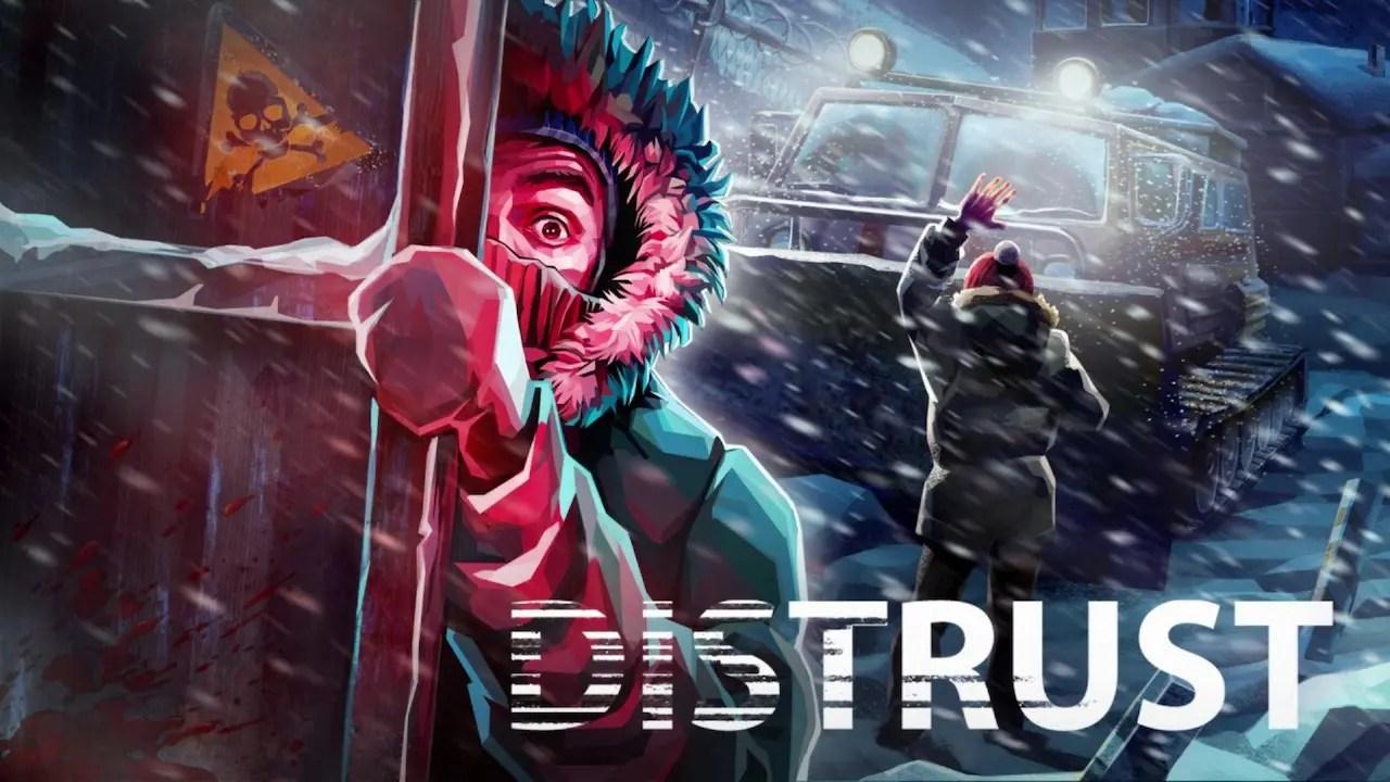 Distrust Key Art