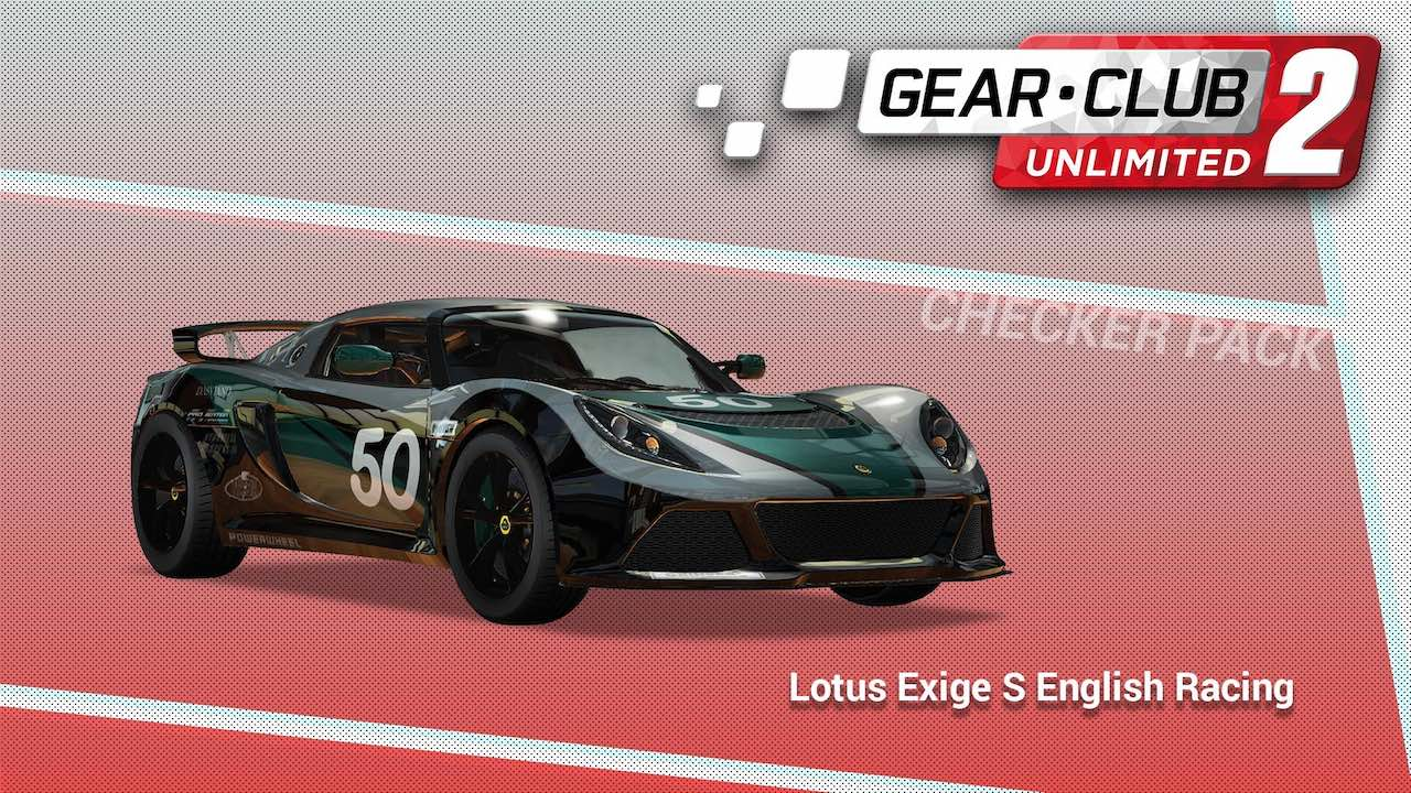 Gear.Club Unlimited 2 Lotus Exige S English Racing Screenshot