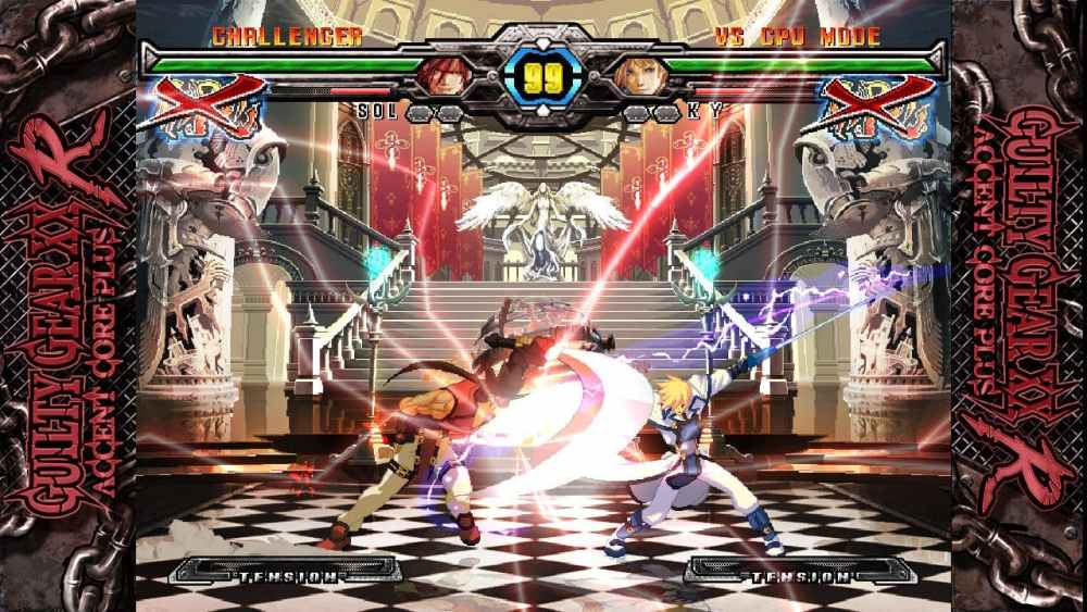 Guilty Gear XX Accent Core Plus R Review Screenshot 1