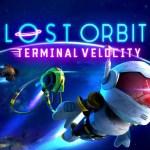 Lost Orbit: Terminal Velocity Logo