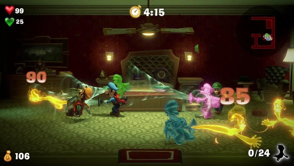 Luigi's Mansion 3 E3 2019 Screenshot 10