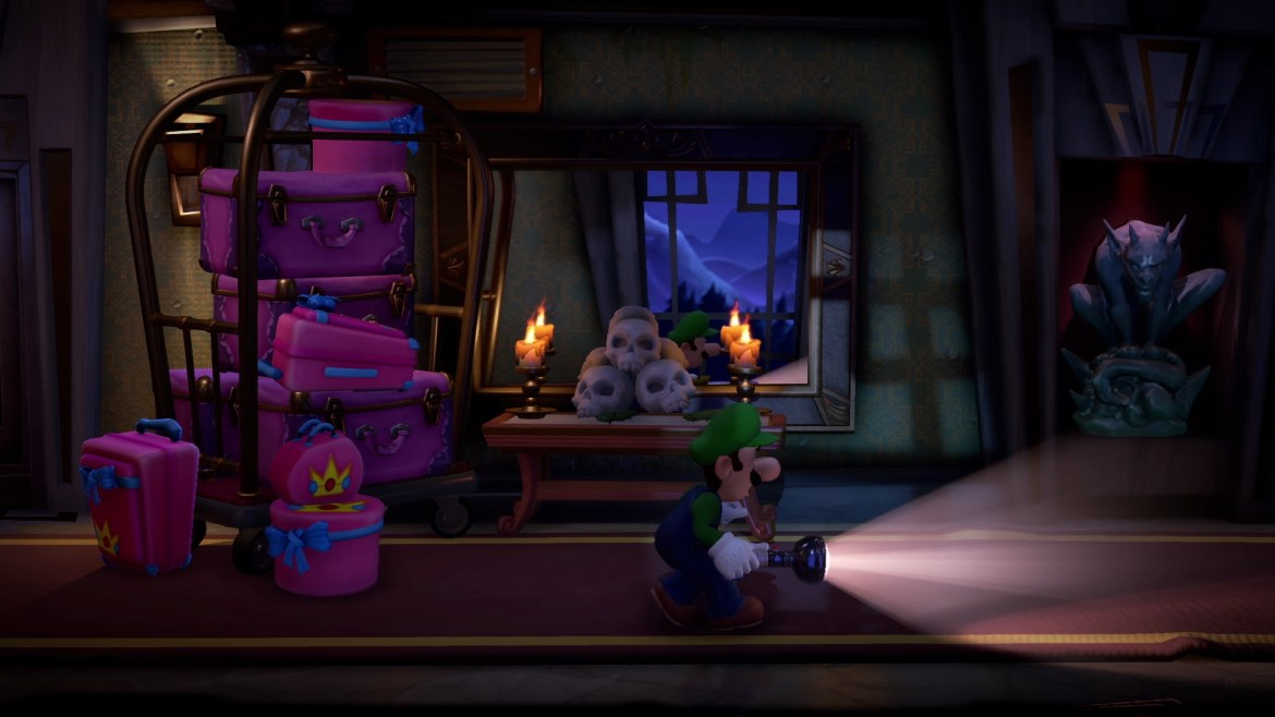 Luigi's Mansion 3 E3 2019 Screenshot 11