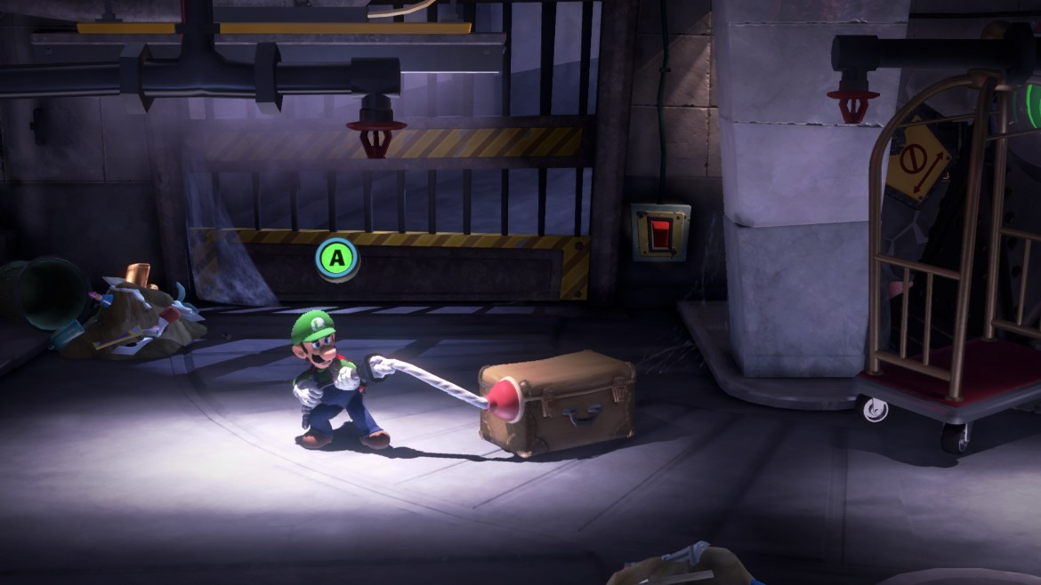 Luigi's Mansion 3 E3 2019 Screenshot 12