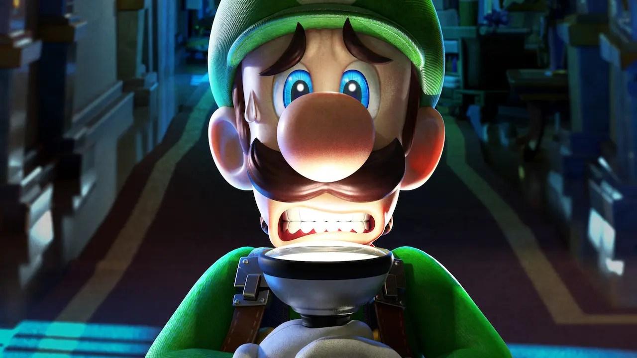 Luigi's Mansion 3 Preview Header