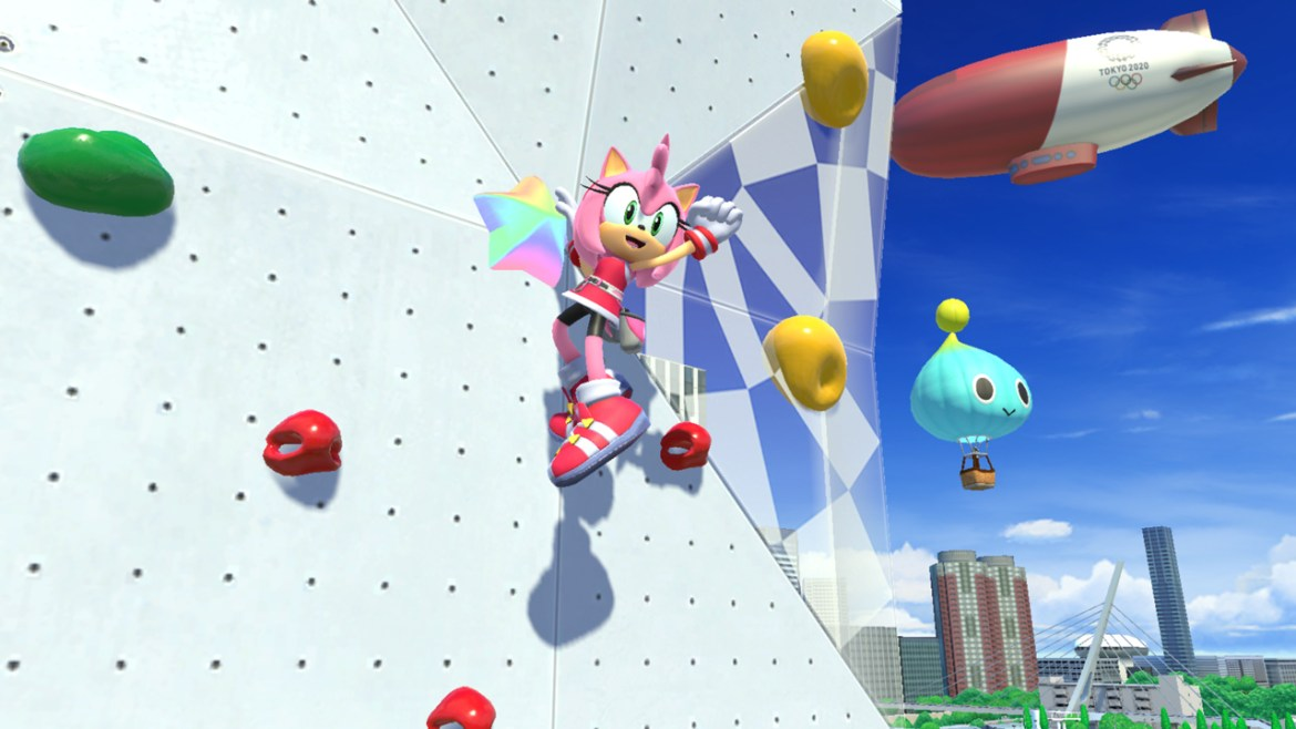 Mario and Sonic at the Olympic Games Tokyo 2020 E3 2019 Screenshot 3