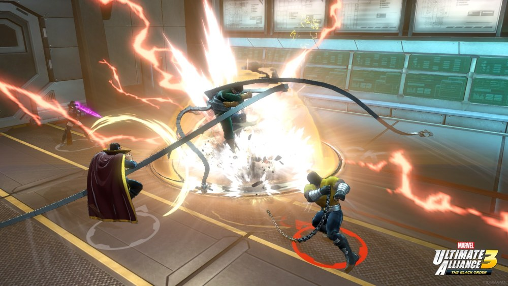Marvel Ultimate Alliance 3: The Black Order E3 2019 Screenshot 3