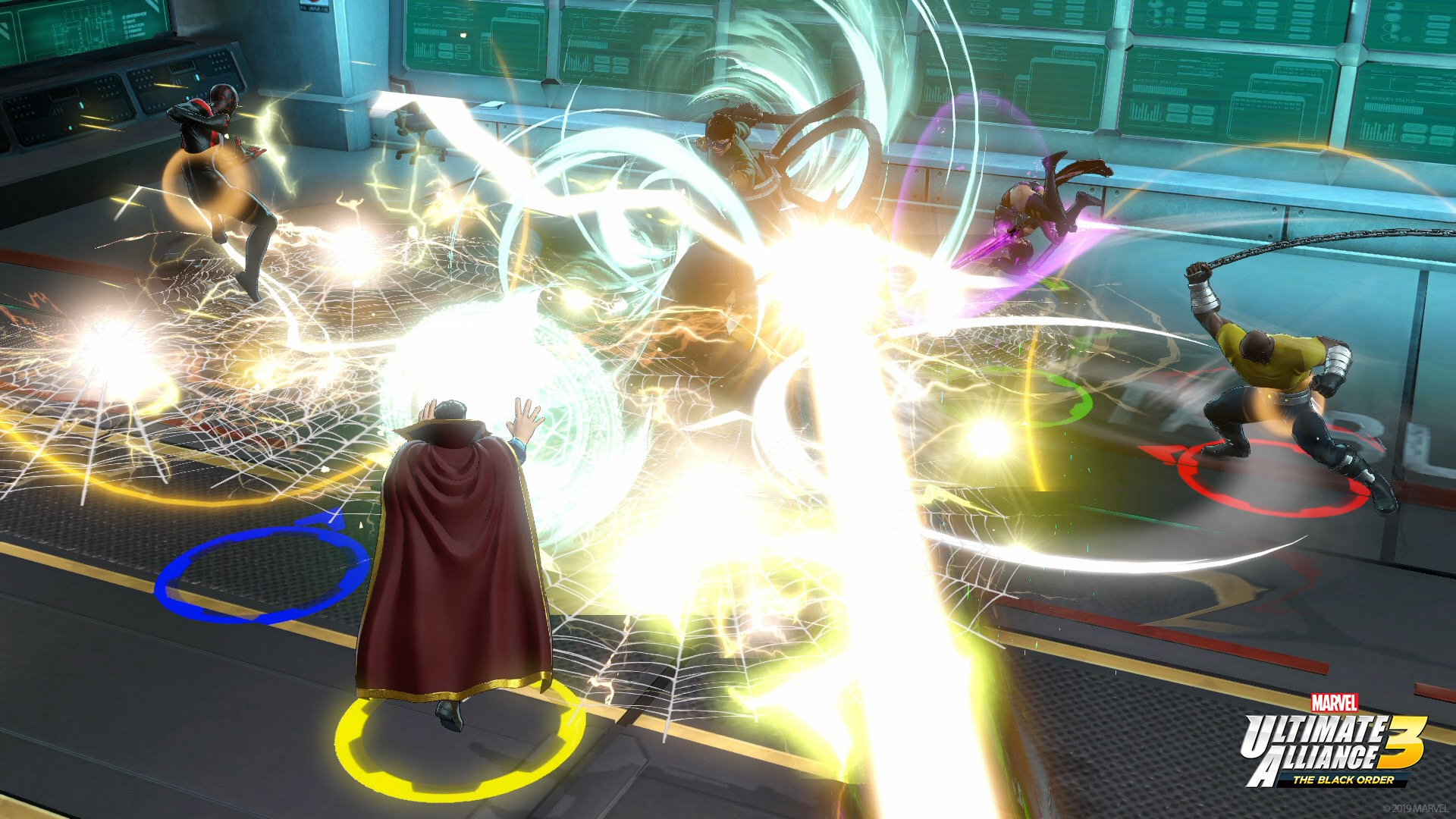 Marvel Ultimate Alliance 3: The Black Order E3 2019 Screenshot 7