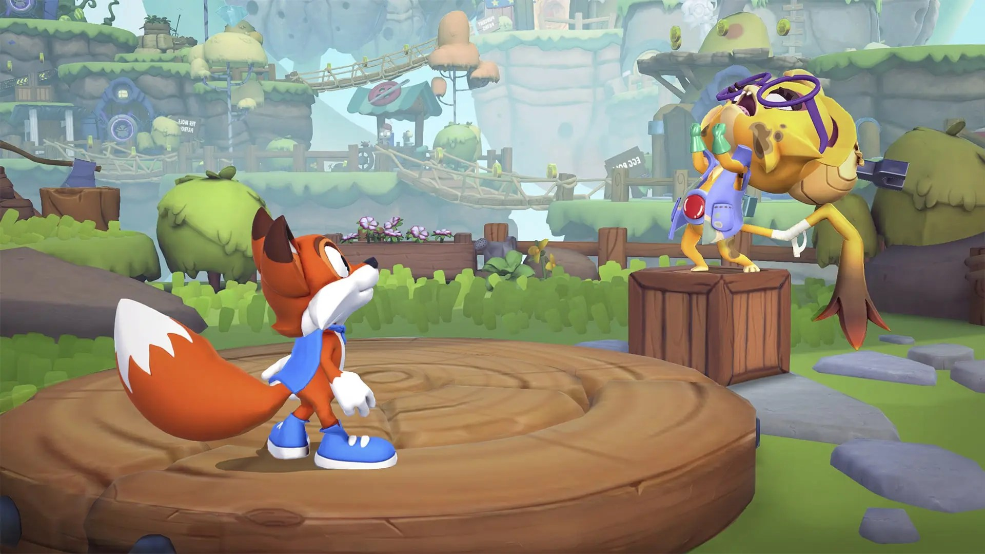 New Super Lucky's Tale E3 2019 Screenshot 5